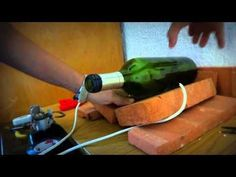 Cortador de botellas Tutorial - YouTube