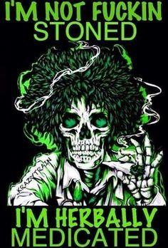 Photos originally from: BnB, Marijuana and Weed Palace Cannabis Wallpaper, Trippy Wallpaper, Skull Wallpaper, Weed Humor, Image Psychedelic, Marijuana Funny, Medical Marijuana, Psychedelic Art, Street Art