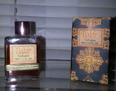 Rare Original Box Vintage Germaine Monteil Bakir by waysidemarket