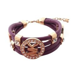 Michael Kors Braided Ring Logo Purple Accessories Outlet | JEWELRY |  Pinterest | Blue bracelets, Logos and Michael kors outlet