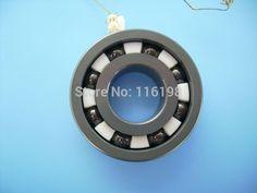 16.91$  Buy now - http://aliaxs.shopchina.info/go.php?t=32435965115 - high quality 626 full SI3N4 ceramic deep groove ball bearing 6x19x6mm P0 ABEC1  #aliexpress