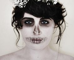 Google Image Result for http://cdnimg.visualizeus.com/thumbs/6d/0f/day,of,the,dead,makeup,dia,de,los,muertos,m83,morgan,kibby,mountaineer,musician-6d0f45d53dd92a78156bad84b8d8d7ef_h.jpg