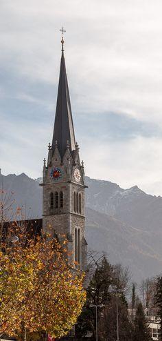 Liechtenstein: Ein schneller Bummel durch Schaan und Vaduz (Blogpost)