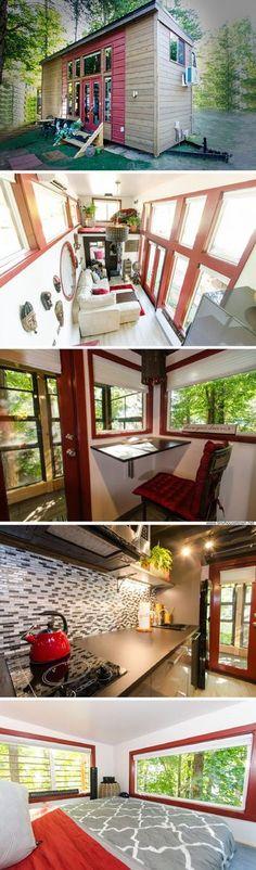 The Ms. Gypsy Soul tiny house