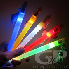 Premium Glow Sticks at wholesale pricing. We carry a wide selection of industrial strength Glow Sticks and LED Light Sticks for recreation and emergency uses. Led Light Stick, Light Up, Led Hula Hoop, Battery Operated Led Lights, Fishing Lights, Glow Party, Emergency Lighting, Glow Sticks, Led Flashlight