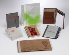 Custom Ring Binders, Custom Notebooks & Folders by Sneller.  Custom Promotional Packaging.  Custom Marketing Materials.  www.snellercreative.com.  Custom Proposal Covers, Padholders, Journals by Sneller on Behance