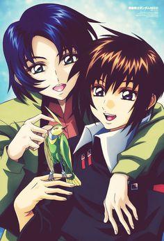 Athrun_and_Kira