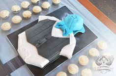 bowtie cakes - Google Search
