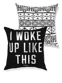 Throw Pillow - PINK - Victoria's Secret from VS PINK