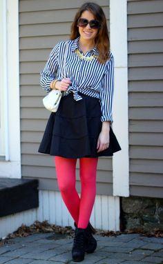 #eshakti skirt on the blog today!
