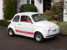 Abarth 595 /1967 /LHD /Nut & Bolt  Restoration Exceptional! For Sale