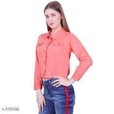 Jackets Fancy Women's Jackets Fabric: Cotton Sleeve Length: Long Sleeves Pattern: Solid Multipack: 1 Sizes:  S (Bust Size: 36 in Length Size: 28 in)  XL (Bust Size: 42 in Length Size: 28 in)  L (Bust Size: 40 in Length Size: 28 in)  M (Bust Size: 38 in Length Size: 28 in)  Country of Origin: India Sizes Available: S, M, L, XL, XXL   Catalog Rating: ★4.2 (17234)  Catalog Name: Comfy Fabulous Women Jackets CatalogID_758744 C79-SC1023 Code: 023-5139122-