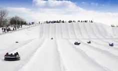 "AvalancheXpress Snow Tubing at Heritage Hills Resort  • With multiple downhill runs, including ""Xtreme"" lanes for experienced tubers and two new lanes for little ones, tubers enjoy fast moving lines and even faster tube rides. The engineering of the hill is in fact widely recognized as being the best along the East coast making for the most thrilling snow tubing experience around."