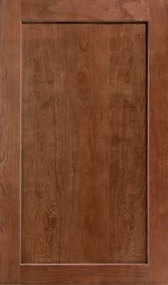 All cabinets: Timberlake: Sonoma Cherry Spice