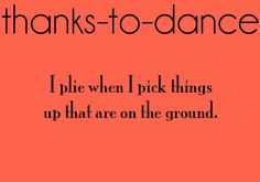 Thanks to Dance... ((submitted by: cowboybootsandpick-uptrucks))