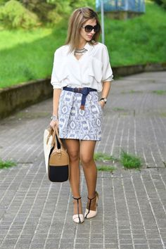 7 chic business casual for women summer outfits to try - Find more ideas at women-outfits.com