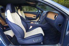 2013 Bentley Continental GT Speed - interior v1