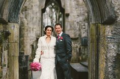 Irish wedding with Allyson and Michael