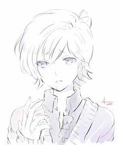 Diabolik Lovers (More Blood)- Kanato #Anime #Game #Otome