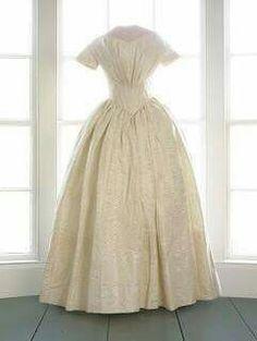 Portsmouth New Hampshire Wedding Dress 1844