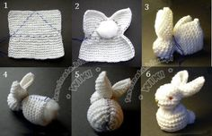 Knitted-Bunny-wonderfuldiy