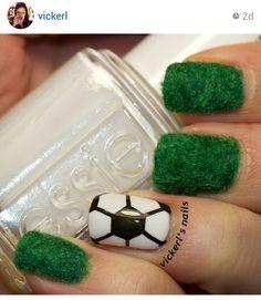 Fotball nails