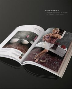 Catálogo na Annopei, empresa exportadora de acessório de banho. Marketing Digital, Polaroid Film, Stones, Design, Bath Accessories, Photography Editing, Finger Print, Logos, Rocks