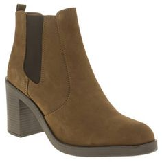 Schuh Tan Damsel Womens Boots With these fierce ankle boots from schuh on your tootsies, youll never be a Damsel in distress. Arriving in tan suede, tonal elasticated sides give a nod to the classic Chelsea boot. Decorative stitch http://www.MightGet.com/january-2017-13/schuh-tan-damsel-womens-boots.asp