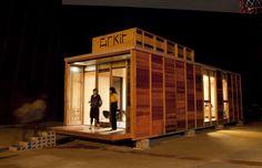 ARKit's prefab house | Australian Design Review