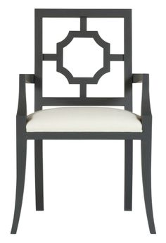 High Point Market October 2013: Thibaut Part 2---Beekman Arm chair