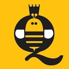 Q is for queen bee. Beautiful thing.