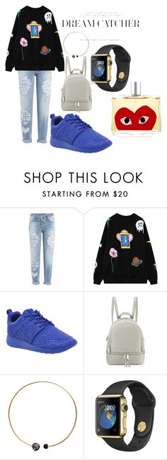 """""""A.4"""" by hannahjerao on Polyvore featuring Dsquared2, Chicnova Fashion, NIKE, MICHAEL Michael Kors, Artelier by Cristina Ramella and Comme des Garçons"""