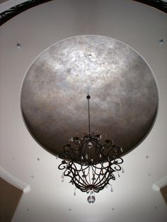 ShimmerStone-Foyer Dome