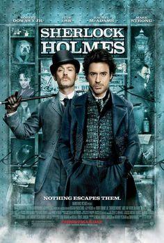 Sherlock Holmes 27x40 Movie Poster (2009)