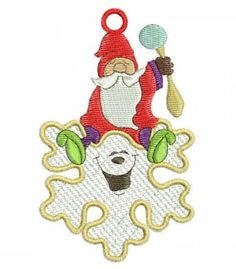 Santa Elves Embroidery Files, Machine Embroidery, Elf Dance, Christmas Cards, Christmas Ornaments, Elves, Bowser, 4x4, Santa