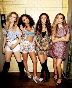 Find images and videos about little mix, perrie edwards and jesy nelson on We Heart It - the app to get lost in what you love. Perrie Edwards, Little Mix Style, Little Mix Girls, Jesy Nelson Instagram, Meninas Do Little Mix, Little Mix Photoshoot, Litte Mix, Girl Bands, These Girls