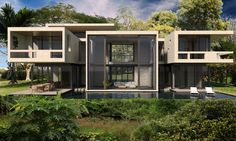 House in Thailand by Scoly01