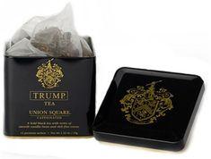 Donald Trump Launches Trump Tea