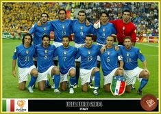 Italy Team, World Cup Teams, European Soccer, Fc Chelsea, Fan Picture, Vintage Football, Ac Milan, Tottenham Hotspur, Best Player