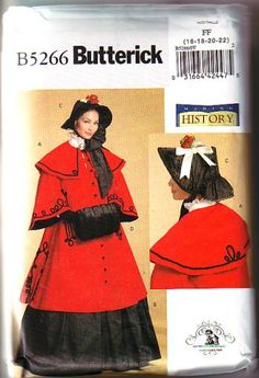 a4aa3b9a43985 Adult Costume Sewing Patterns - buggsbooks.com Modern Sewing Patterns