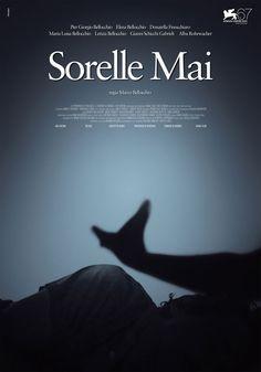 """""""Sorelle Mai"""", regia Marco Bellocchio distribuito da Rai Cinema, design internozero comunicazione"""