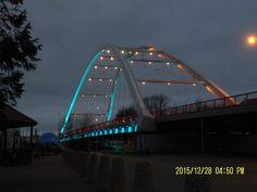 Most Portowy, Kołobrzeg, Poland