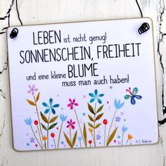 Beautiful garden sign with a wisdom by Hans-Christian Andersen: & is not enough! Sunshine, freedom and a small flower you The post Garden sign LIFE IS NOT ENOUGH appeared first on Wooden Product Seller. Diy Gifts, Great Gifts, Hans Christian, Garden Signs, Outdoor Areas, Sign Quotes, Small Flowers, Enough Is Enough, Beautiful Gardens