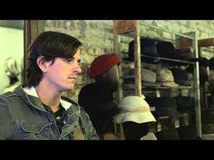 Ivan & Alyosha, Be Your Man . . . in a hat shop.