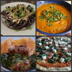 Meal Planning 101 with vegan recipes!