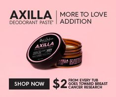 natural, certified organic ingredients and are free of harmful toxic chemicals. Our best seller is Axilla Deodorant Paste, award-winning natural deodorant. Mercury In Fish, Sarah Wilson, Black Chickens, Natural Deodorant, Breast Cancer, Tuesday, Clever, Remedies, Keto