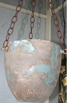 McCarty Pottery Hanging Planter - Have them and love them!