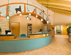 Photo gallery: Bring your veterinary practice to life with art - Hospital Design