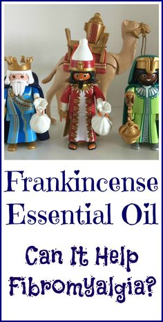 Using frankincense essential oil to tame the pain and inflammation associated with fibromyalgia.