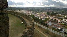 ARRAIOLOS, Portugal Round castle www.cenarios4u.com